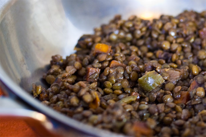 All-Purpose French Lentils