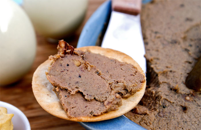 Chicken Pate with Brandy (Chopped Liver) - NOURISH Evolution