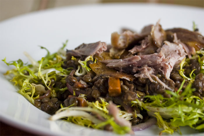 duck-lentil-salad