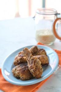 buttermilk-oven-fried chicken