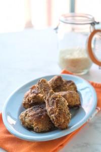 buttermilk-oven-fried chicken