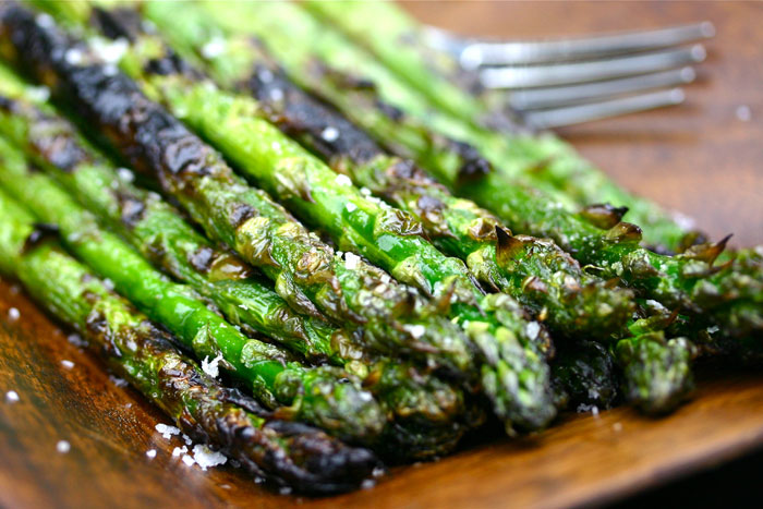 Alberto's Grilled Marinated Asparagus