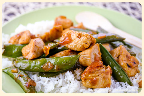 sauteed-sugar-snaps-with-chicken-recipe