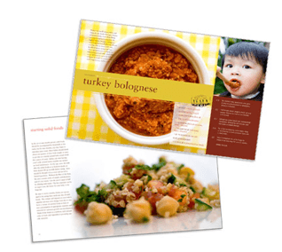 The Baby Cuisine Cookbook