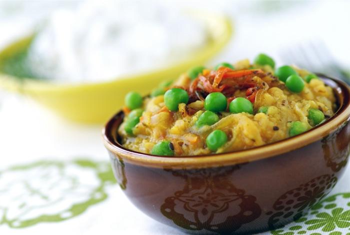 red-lentil-dal