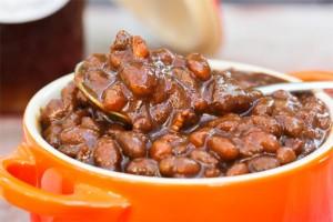 slow-cooker-molasses-honey-baked-beans