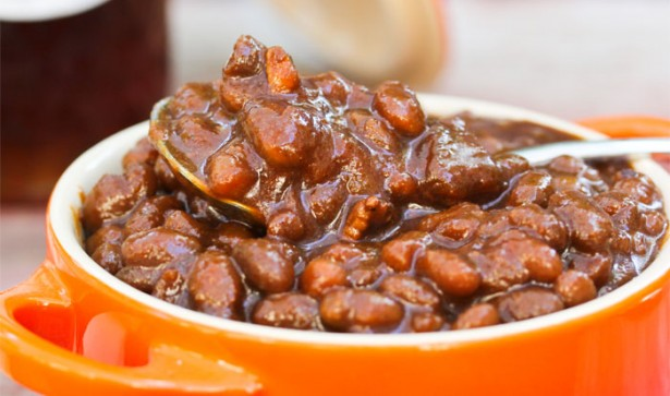 slow-cooked-molasses-honey-baked-beans