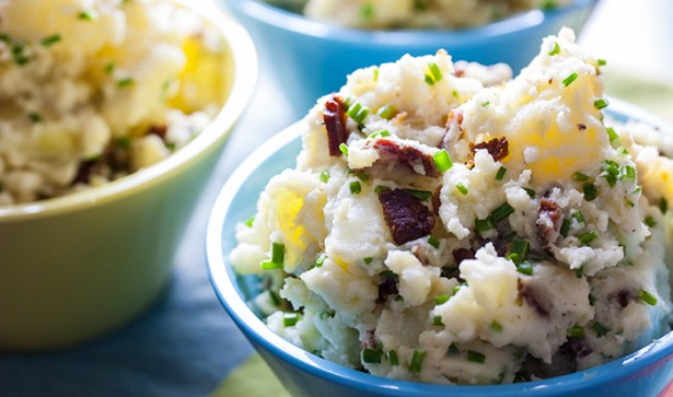 tangy-smashed-potato-salad-with-goat-cheese