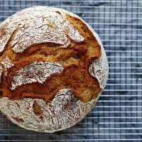 Nourishing No-Knead Bread
