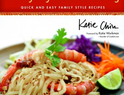 Cookbook Giveaway: Everyday Thai Cooking