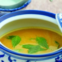 Tangy Pumpkin Soup