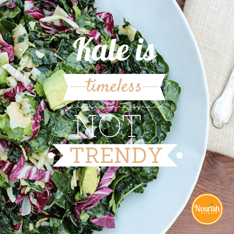 Timeless Kale