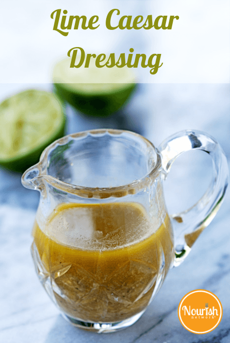 Lime Caesar Dressing