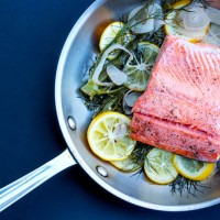 Lemon-Fennel Salmon