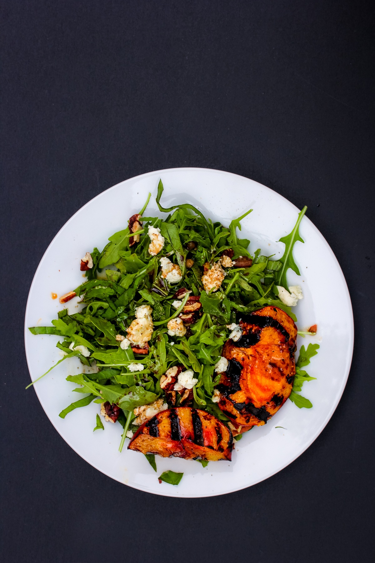 arugula-nectarine-salad-plain