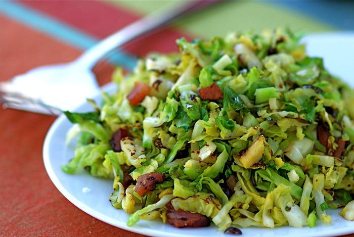 brussels-sprouts-slaw-bacon-thanksgiving-side-dishes