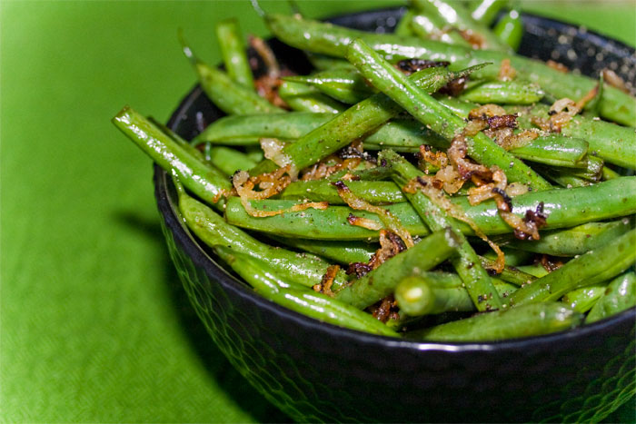 green-beans-shallots-thanksgiving-side-dishes