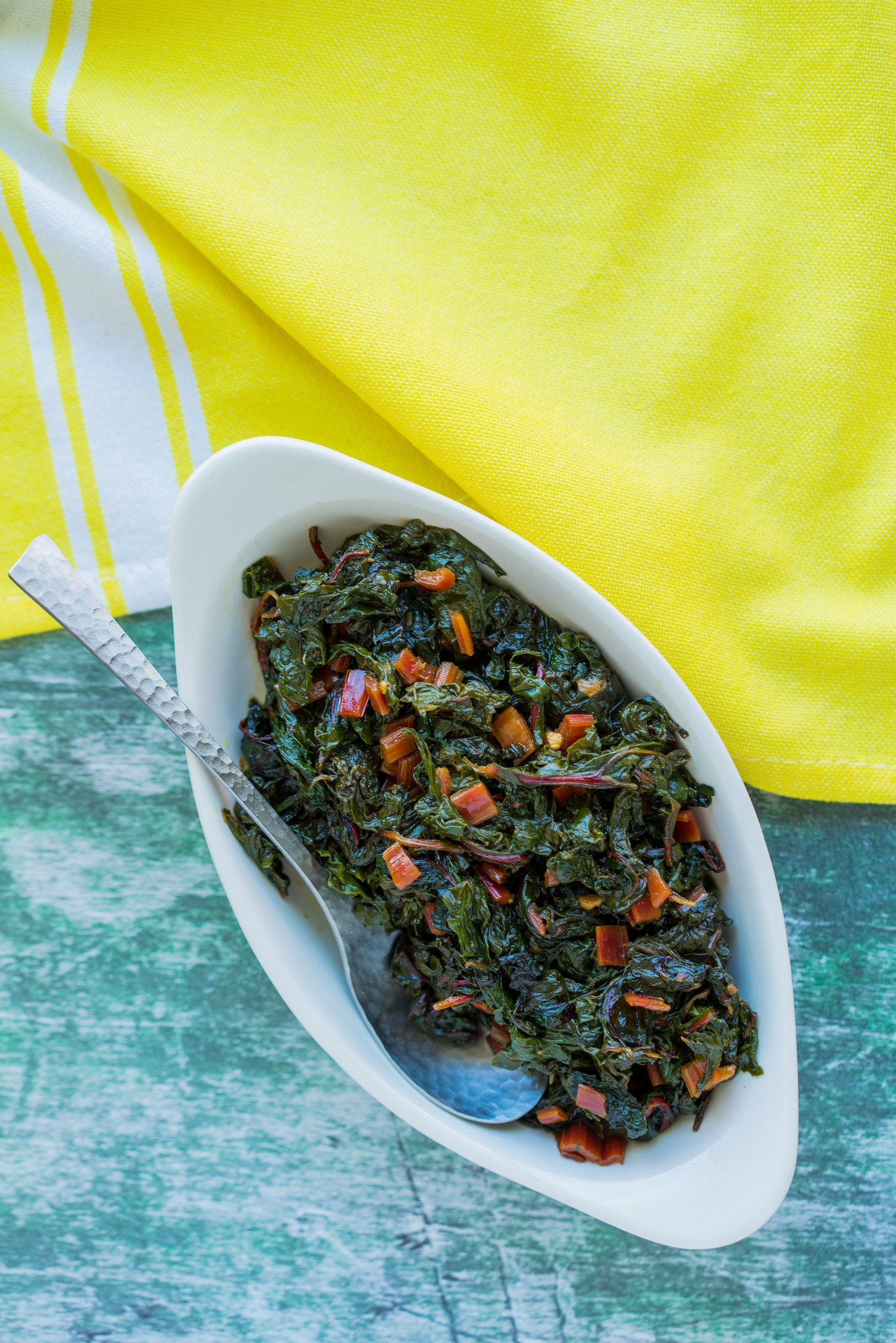 Magic Umami Swiss Chard